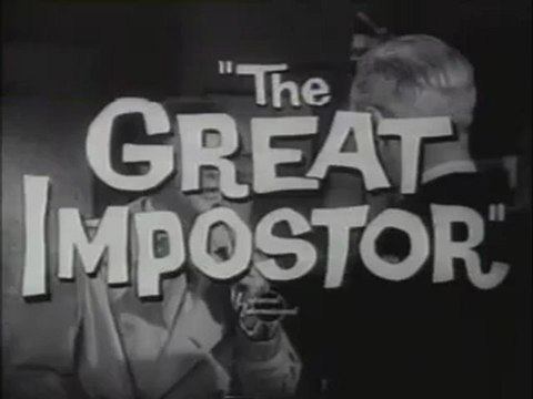 The Great imposter trailer (Tony Curtis)