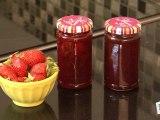 Cuisine : Recette : confiture de fraise