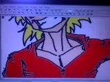 dessin fait de mes ptits doigts ;) oktay
