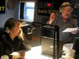 Mike Parry duets with Meat Loaf live on air!