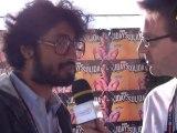 SOLIDAYS 2012 - Sébastien FOLIN Parrain du Festival Solidays