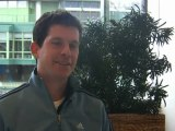 Tim Henman on Andy Murray, getting hammered and doing karaoke!