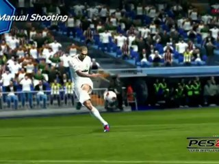 FullControl Gameplay vidéo de Pro Evolution Soccer 2013