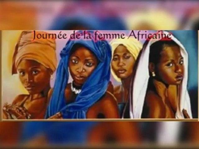 Cinquantenaire de la journée internationale de la femme africaine
