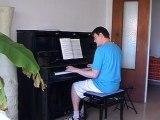 Gymnopédie no1 de Satie (1er essai!)