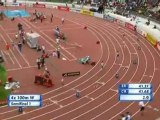 Championnats d'Europe d'athlétisme : la tourquennoise Carima Louami