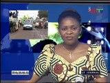 Le candidat indépendant Jean Richard Bongo a échangé avec la population à Ouenzé