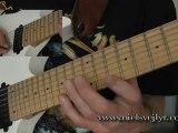 Jason Becker Arpeggios Shred Guitar Mabel´s fatal fable