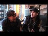 Interview Good Charlotte -- Joel & Benji Madden (part 2)