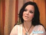 Interview Nightwish - Anette Olzon (part 4)