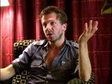 dEUS interview - Tom Barman 2005 (deel 1)