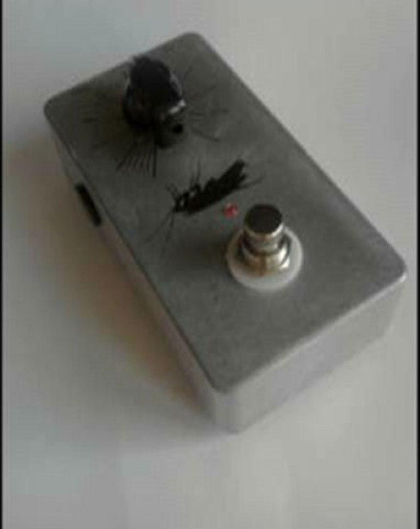Bug Crusher - test na basie