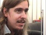 Opeth 2006 interview - Mikael Akerfeldt (part 3)