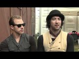 Plain White T's interview - Tom Higgenson and Tim Lopez (part 2)