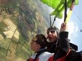 saut en parachute tandem: Go-Parachutisme