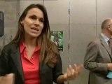 Bassin minier : félicitations d'Aurelie Filippetti, ministre de la Culture