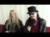 Nightwish interview - Tuomas Holopainen and Marco Hietala (part 1)