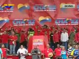 (VÍDEO) Chávez en Maracay  Arrancó Huracán Bolivariano para construir el Socialismo  1/2