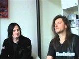 Helloween interview - Sascha Gerstner and Michael Weikath (part 3)