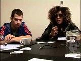 Little Jackie interview - Imani Coppola and Adam Pallin (part 3)