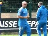 Football : Didier Deschamps quitte ses fonctions d'entraîneur de l'OM