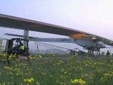 L'avion Solar Impulse en route vers le Maroc via l'Espagne