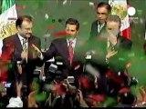 Enrique Peña Nieto, nouveau président mexicain