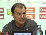 Sevilla FC 1- Athletic Club 2: Rueda de prensa de Marcelo Bielsa
