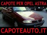 Capote cappotta Opel Astra cabrio epoca