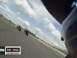 FSBK 2012 – Vidéo OBC – Magny-Cours – Compilation départs