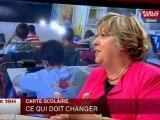 Intervention de Françoise CARTRON, Sénatrice de la Gironde : La carte scolaire : où en est-on ?