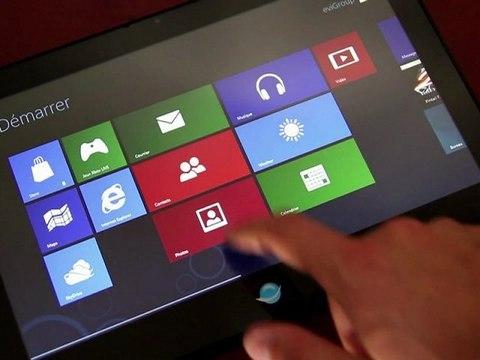 [Démo Live] Windows 8 sur SmartPaddle Pro