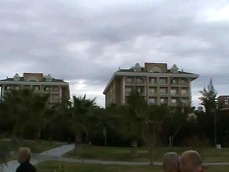 Tuerkei Hotel Adalya Resort Spa Colakli Side Strand Meer Fotos