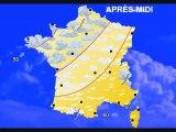 Météo 3 juillet 2012: Averses, orages et douceur !