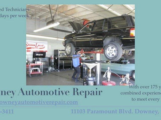 Downey Automotive Repair