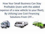 Picking a Commercial Vehicle Financing Company For Loans For Commercial Vehicles and Trucks