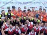 Critérium National Senior 2012 - Finales A FS4x et FS8+