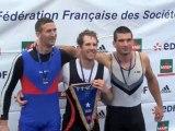 Critérium National Senior 2012 - Finales A HS2x, HS2- et HS1x