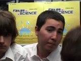 Atelier scientifique Euclide Prix CNRS 2012 au concours national Faites de la Science