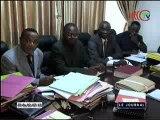 Une délégation de l'agence internationale de l'énergie atomique chez le ministre de la santé