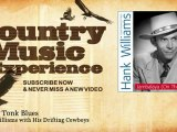 Hank Williams with His Drifting Cowboys - Honky Tonk Blues - Country Music Experience