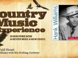 Hank Williams with His Drifting Cowboys - Cold, Cold Heart - Country Music Experience