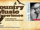 Hank Williams with His Drifting Cowboys - Crazy Heart - Country Music Experience