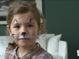 Tuto Maquillage pour enfant déguisement