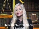 Personal Injury Lawyer-Terry Martin (757) 599-9822