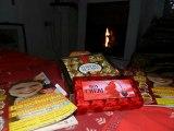 Mon Cheri Ferrero Rocher Ferrero Küsschen mit Hubert Fella Lisa Freundeskreis