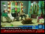Mast Mornings With Sadia Imam - 3rd July 2012 - Part 1