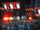 Concert red hot chili peppers can' stop paris stade de france