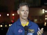 [STS-135] Crew Q&A At Atlantis Rollout