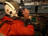 [STS-135] TCDT - Practising Shuttle Landings in Shuttle Training Aircraft